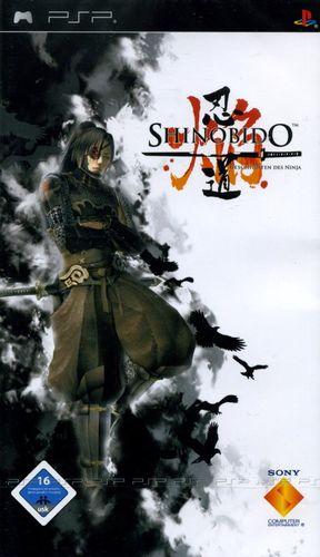 Cover for Shinobido: Tales of the Ninja.