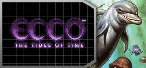 Cover for Ecco: The Tides of Time.