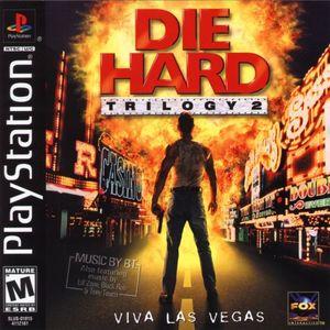 Cover for Die Hard Trilogy 2: Viva Las Vegas.
