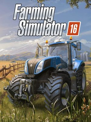 Cover for Farming Simulator 16.