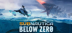 Cover for Subnautica: Below Zero.