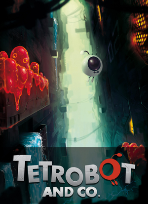 Cover for Tetrobot and Co..