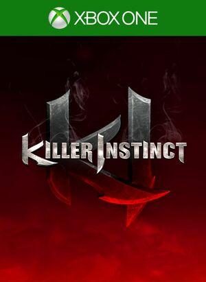Cover for Killer Instinct.