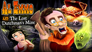 Cover for Al Emmo and the Lost Dutchman's Mine.