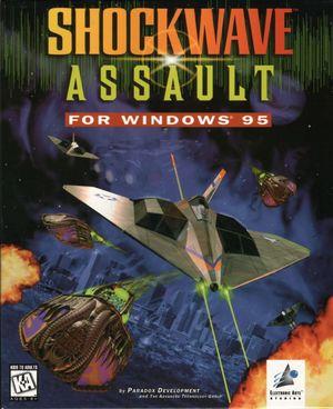 Cover for Shockwave Assault.