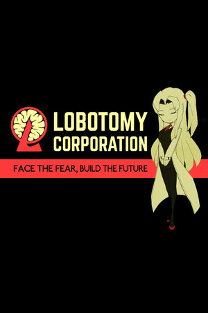 Cover for Lobotomy Corporation.