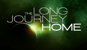 Cover for The Long Journey Home.
