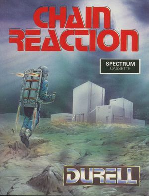 Cover for Chain Reaction.