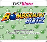 Cover for Bomberman Blitz.