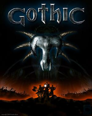 Cover for Gothic.