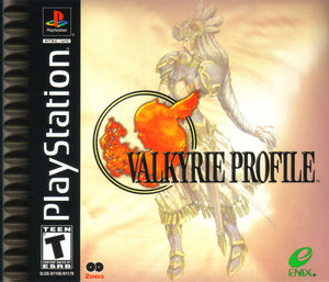 Cover for Valkyrie Profile.
