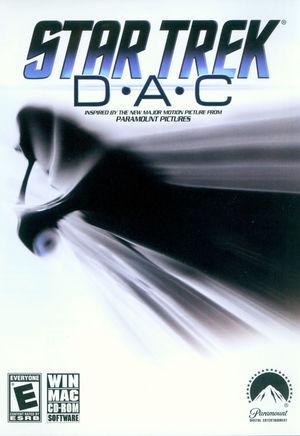 Cover for Star Trek DAC.