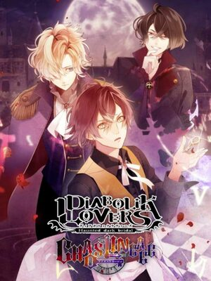 Cover for Diabolik Lovers Chaos Lineage.