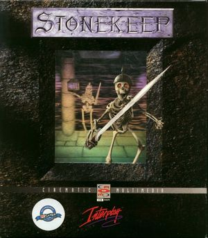 Cover for Stonekeep.
