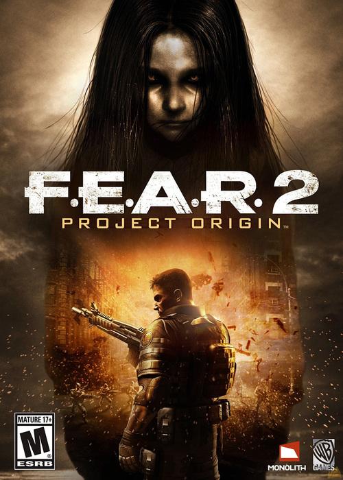 Cover for F.E.A.R. 2: Project Origin.