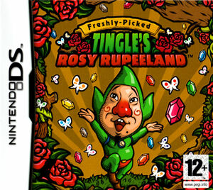 Cover for Freshly-Picked Tingle's Rosy Rupeeland.