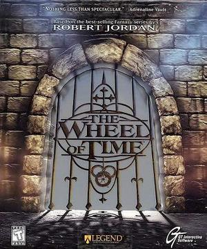 Cover for The Wheel of Time.