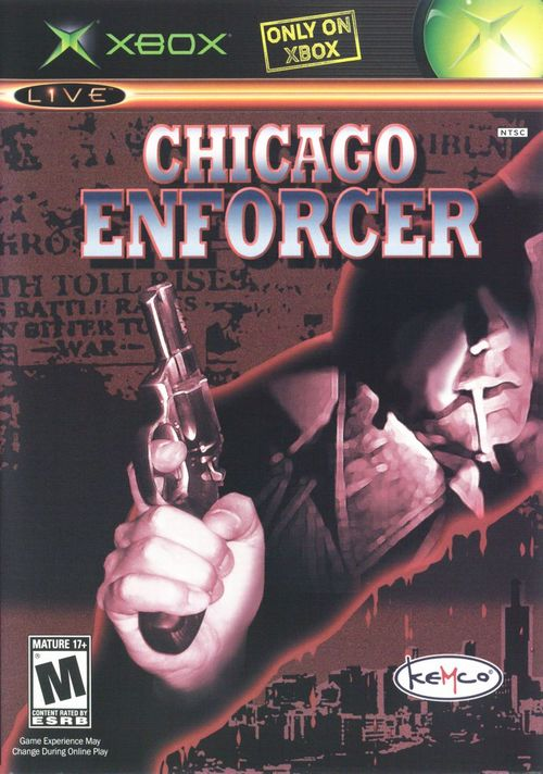 Cover for Mob Enforcer.