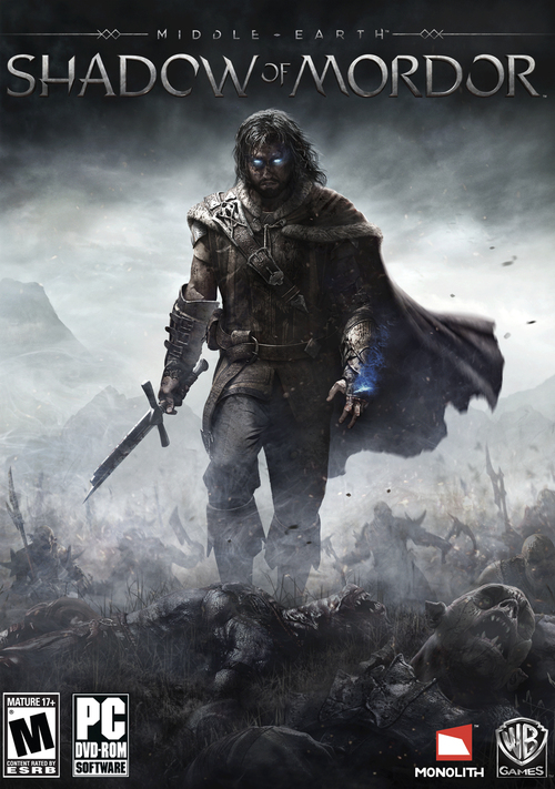 Cover for Middle-earth: Shadow of Mordor.