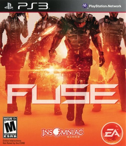 Cover for Fuse.