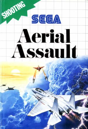 Cover for Aerial Assault.