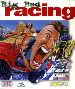 Cover for Big Red Racing.