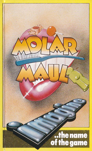 Cover for Molar Maul.