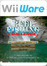 Cover for Reel Fishing Challenge.