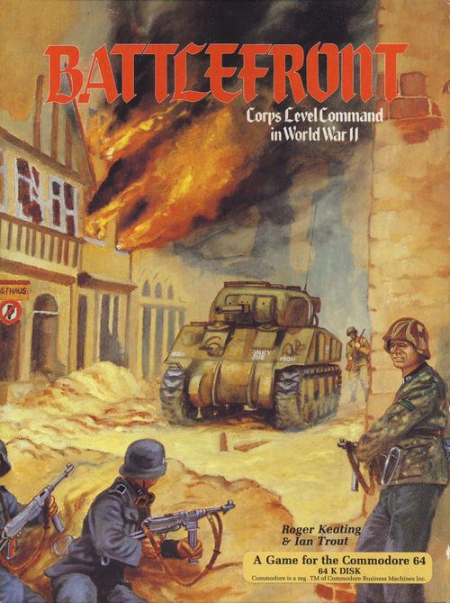 Cover for Battlefront.
