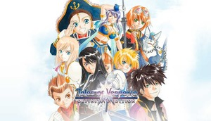 Cover for Tales of Vesperia: Definitive Edition.
