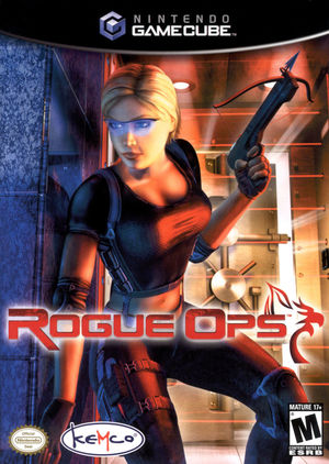 Cover for Rogue Ops.