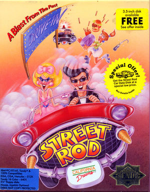 Cover for Street Rod.