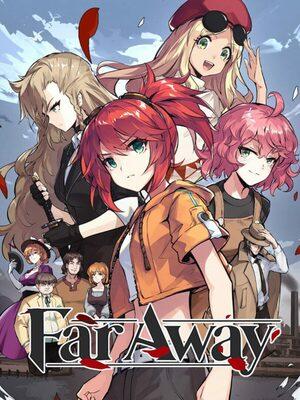 Cover for Far Away.