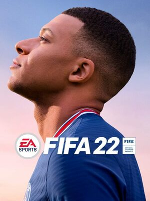 Cover for FIFA 22.