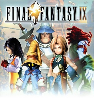 Cover for Final Fantasy IX.