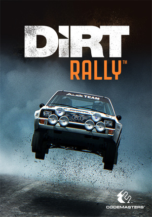 Cover for Dirt Rally.