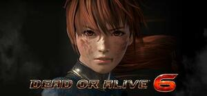 Cover for Dead or Alive 6.