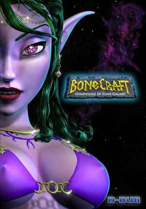 Cover for BoneCraft.