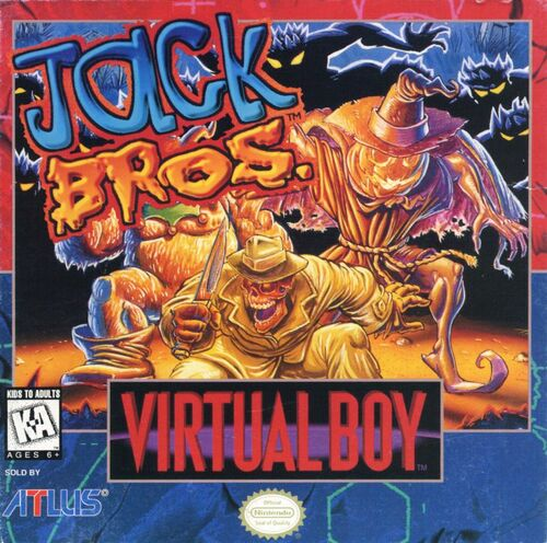 Cover for Jack Bros..