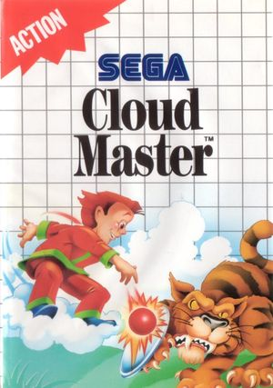 Cover for Cloud Master.