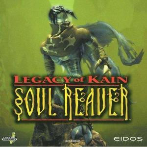 Cover for Legacy of Kain: Soul Reaver.