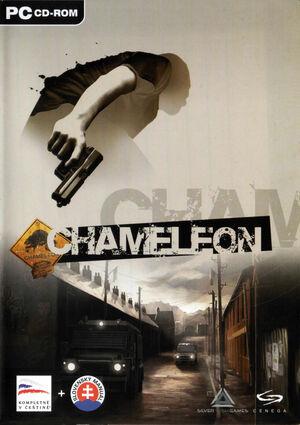 Cover for Chameleon.