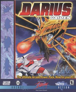 Cover for Darius Gaiden.