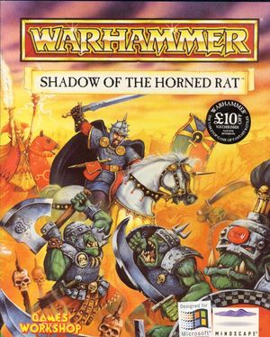Cover for Warhammer: Shadow of the Horned Rat.