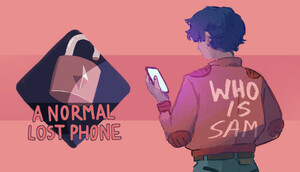 Cover for A Normal Lost Phone.