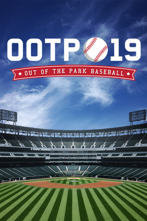 Cover for Out of the Park Baseball 19.