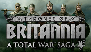 Cover for Total War Saga: Thrones of Britannia.