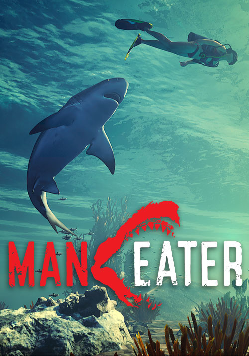 Cover for Maneater.