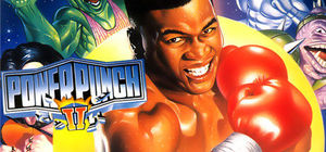 Cover for Power Punch II.