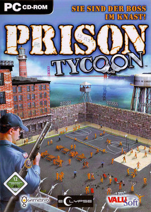 Cover for Prison Tycoon.